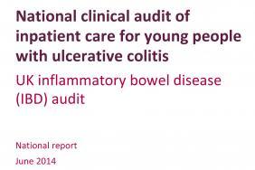 IBD inpatient care audit - Paediatric report - round four 2014