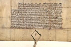The founding charter of the Royal College of Physicians, 1518