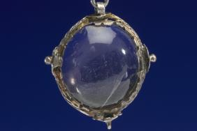 John Dee's crystal. Europe, 1584. Science Museum, London, Wellcome Images
