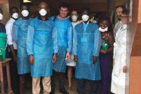M-PACT clinical training course in Freetown, Sierra Leone