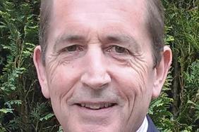 Michael Almond, Professor of Veterans & Families Studies and wing commander