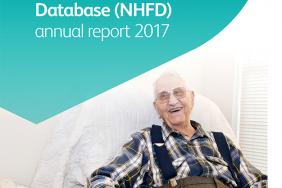 National Hip Fracture Database report cover