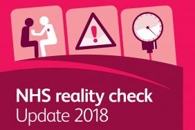 NHS reality check report cover