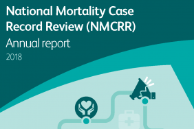 NMCRR annual report front cover