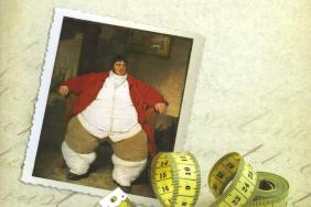 Cover of Sander L Gilman's book 'Obesity: the biography'.