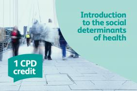 Introduction to the social determinants of health – course graphic
