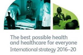 RCP international strategy (2016-20)