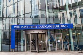 William Henry Duncan building in Liverpool