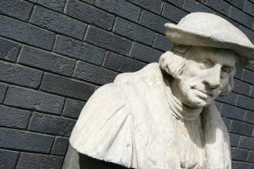 Bust of Thomas Linacre
