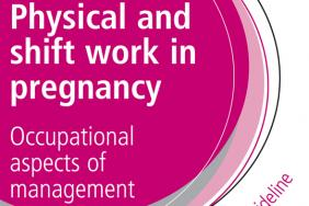 Physical and Shift Work in Pregnancy: Occupational aspects of management 2009
