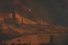 Great Fire, Society of Antiquaries