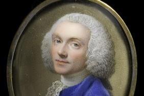 Portrait of William Hunter