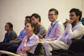 SAS doctors at an RCP conference