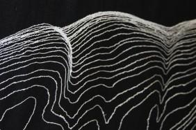 Black MRI by Rebecca Harris