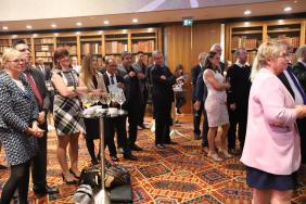 Audience at RCP Excellence in Patient Care Awards 2019